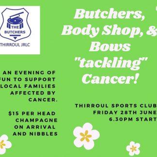 Butchers Fundraiser
